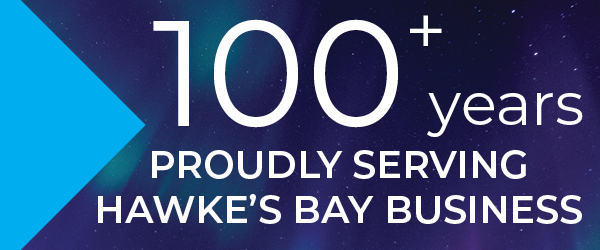 100 years Hawke's Bay